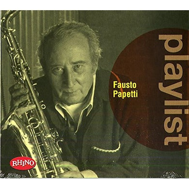 PLAYLIST: FAUSTO PAPETTI CD