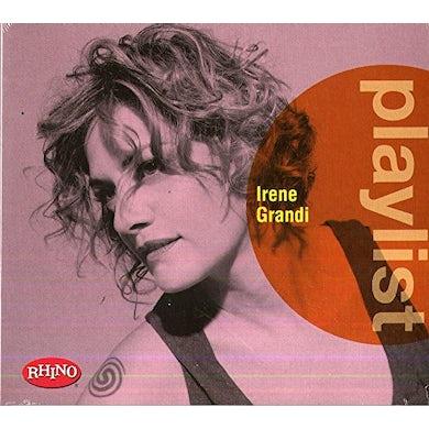 PLAYLIST: IRENE GRANDI CD