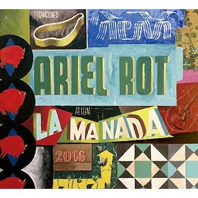 ARIEL ROT LA MANADA CD