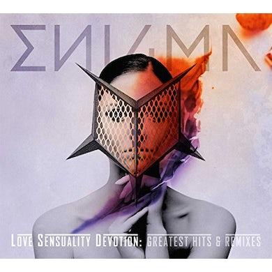 Enigma  LOVE SENSUALLY DEVOTION: GREATEST HITS & REMIXES CD