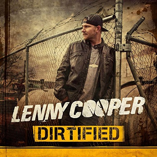 Lenny Cooper DIRTIFIED CD