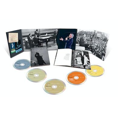 Frank Sinatra WORLD ON A STRING CD