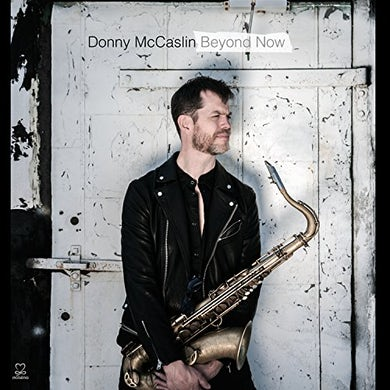 Donny McCaslin BEYOND NOW CD