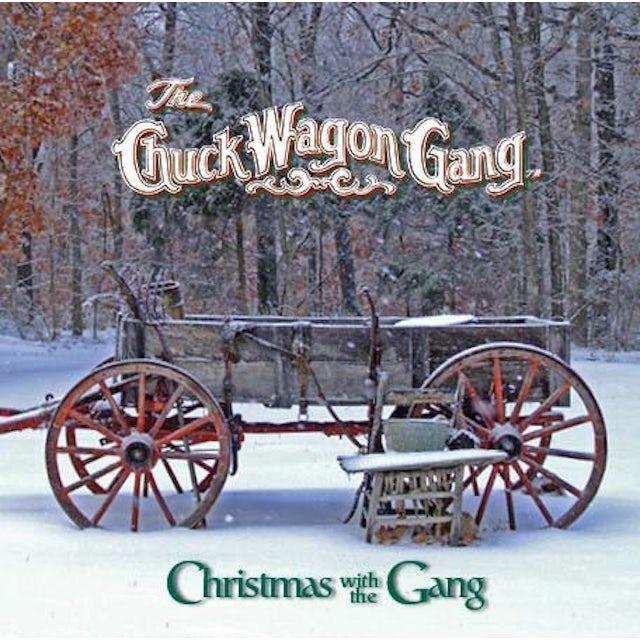 CHUCK WAGON GANG CHRISTMAS WITH THE GANG CD
