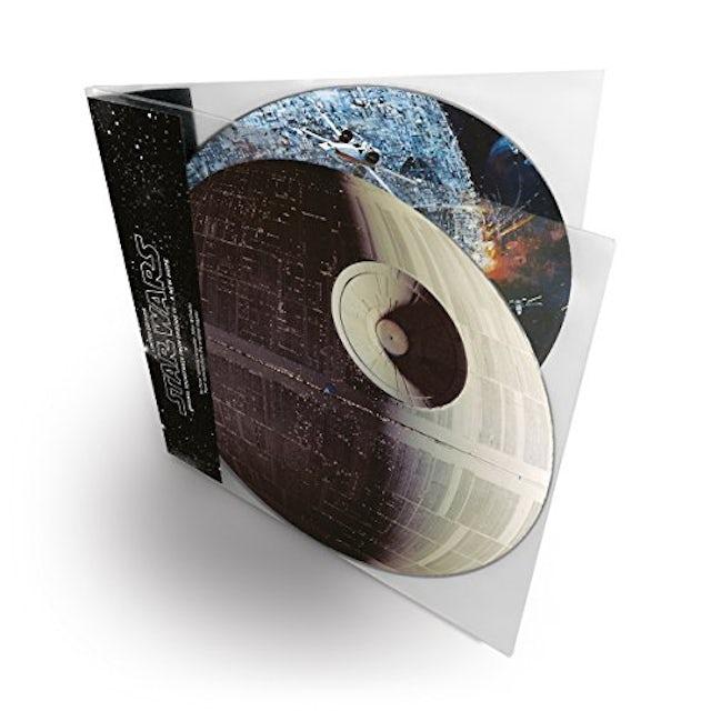 John Williams STAR WARS: EPISODE IV - A NEW HOPE Vinyl Record