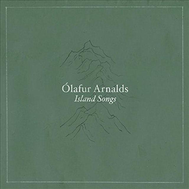 Ólafur Arnalds ISLAND SONGS CD