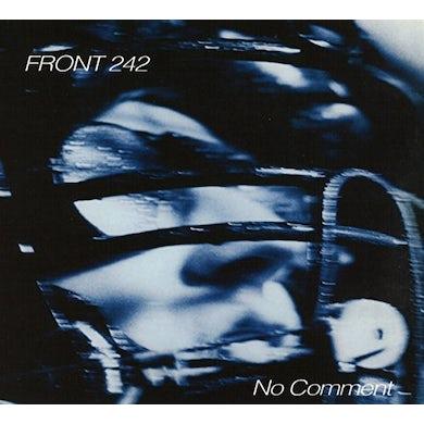 Front 242 NO COMMENT / POLITICS OF PRESSURE CD