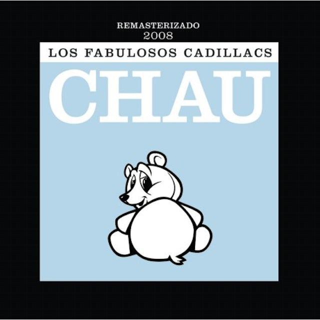 FABULOSOS CADILLACS CHAU CD