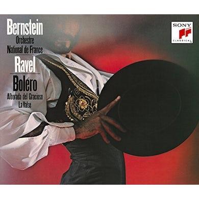 Ravel / Leonard Bernstein RAVEL: ORCHESTRAL WORKS CD