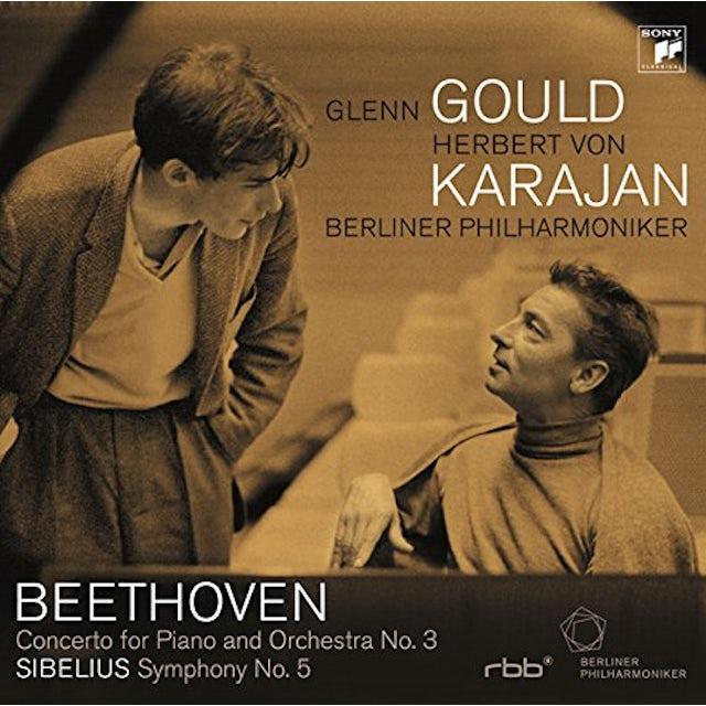 Beethoven / Glenn Gould BEETHOVEN: PIANO CONCERTO 3 / SIB CD