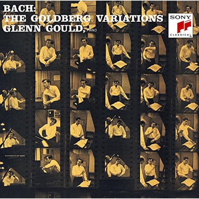 Bach / Glenn Gould J.S.BACH: GOLDBERG VARIATIONS (1955) CD