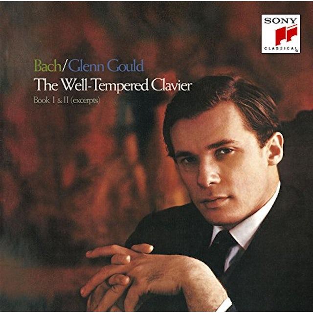 Bach / Glenn Gould J.S.BACH: WELL-TEMPERED KLAVIER CD