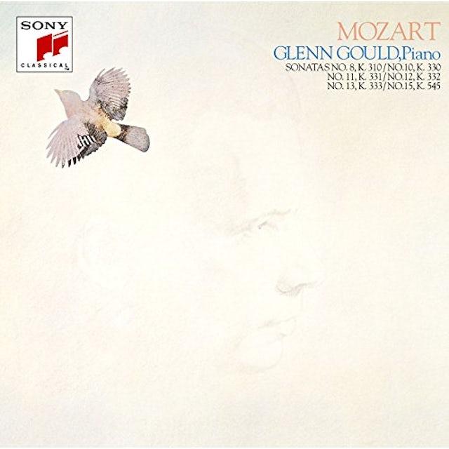 Mozart / Glenn Gould MOZART: PIANO SONATAS CD