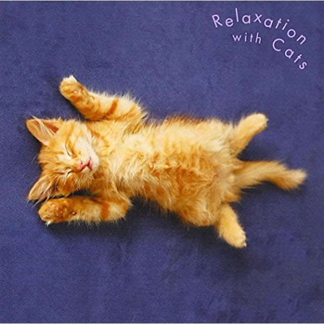 Classic RELAXATION WITH CATS CD