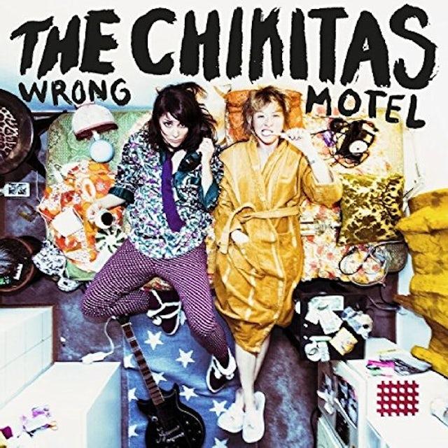 Chikitas WRONG MOTEL Vinyl Record
