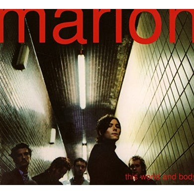 Marion THIS WORLD & BODY CD