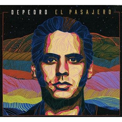 DePedro EL PASAJERO CD