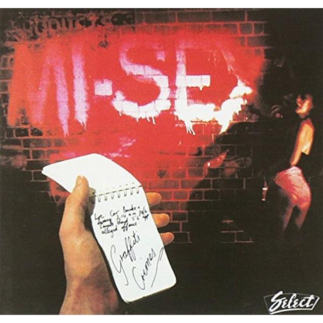 Mi-Sex GRAFFITI CRIMES (GOLD SERIES) CD