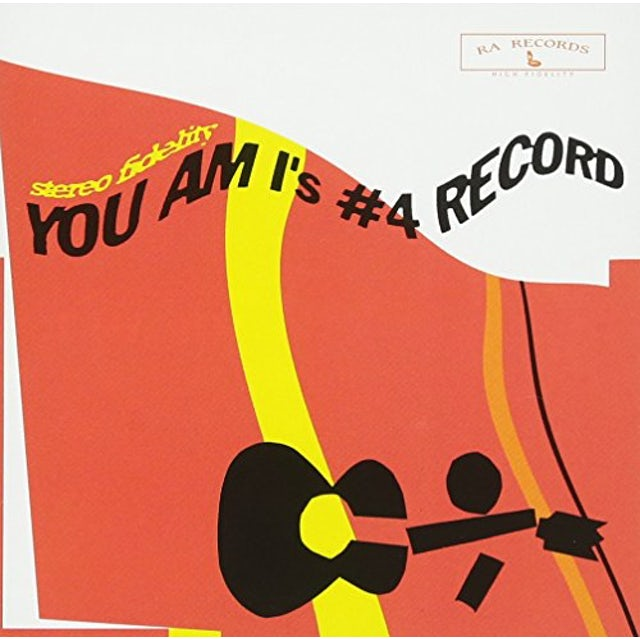 You Am I #4 RECORD (GOLD SERIES) CD