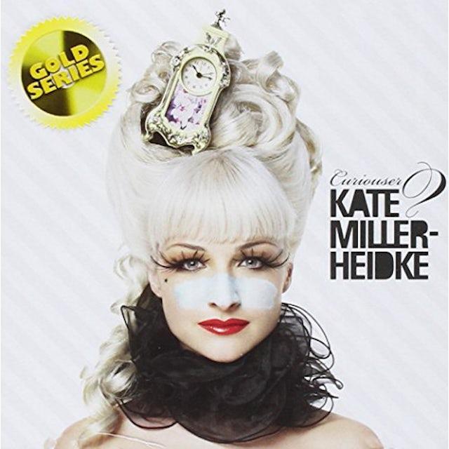 Kate Miller-Heidke CURIOUSER (GOLD SERIES) CD