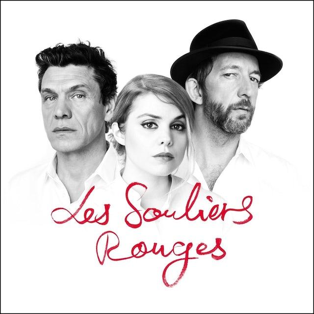 Coeur De Pirate LES SOULIERS ROUGES Vinyl Record