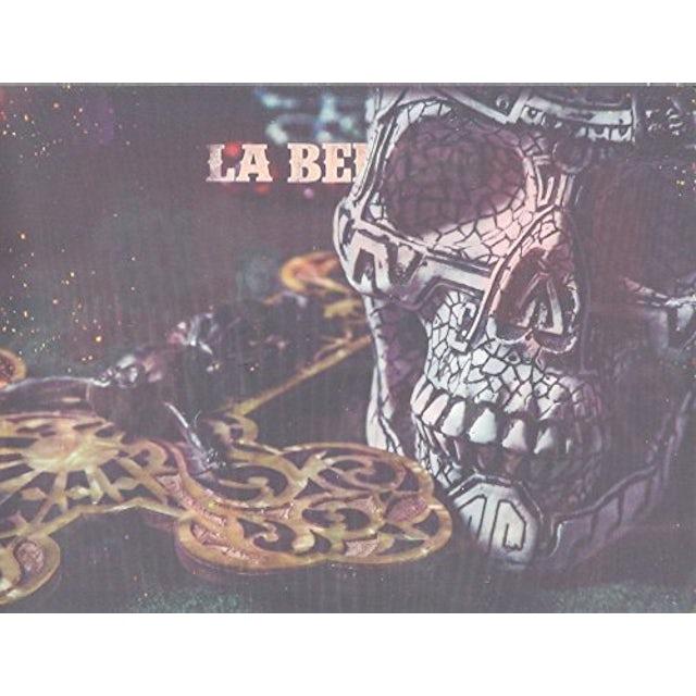 La Beriso PECADO CAPITAL CD