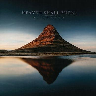 Heaven Shall Burn WANDERER     (GER) Vinyl Record - w/CD, Colored Vinyl, Gatefold Sleeve, Orange Vinyl