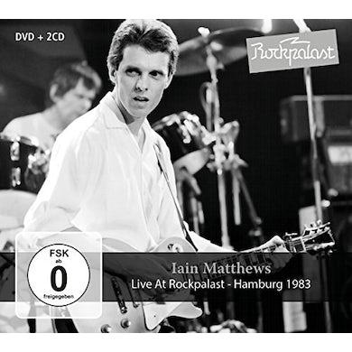 Ian Matthews LIVE AT ROCKPALAST CD