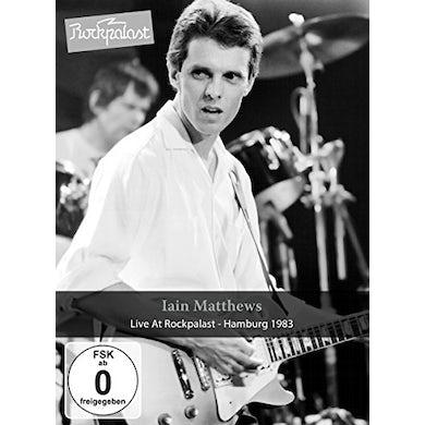 Ian Matthews LIVE AT ROCKPALAST DVD