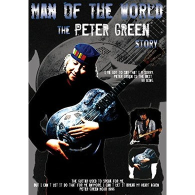 Peter Green STORY: MAN OF THE WORLD DVD
