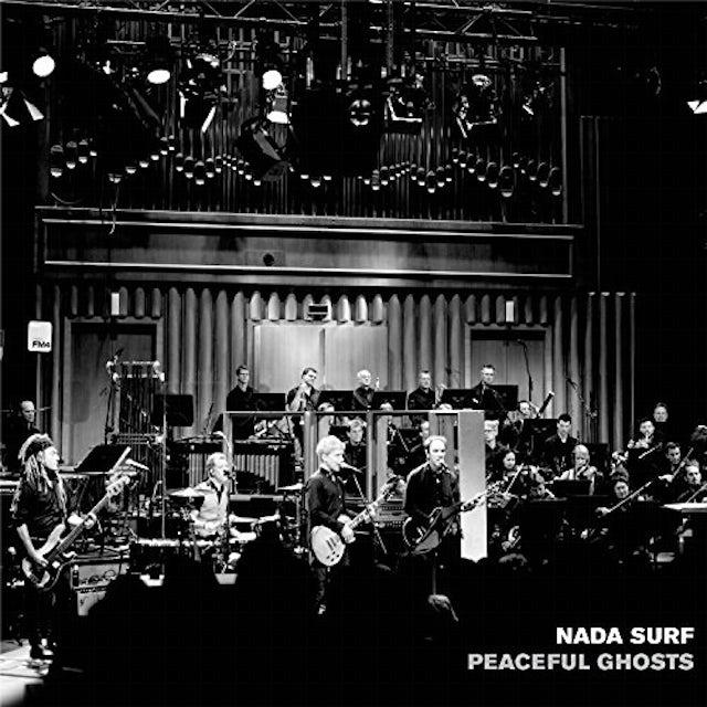 Nada Surf PEACEFUL GHOSTS CD