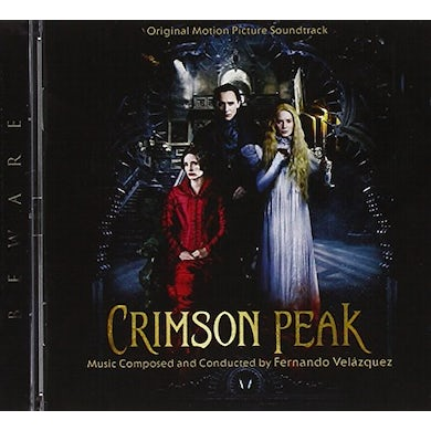 CRIMSON PEAK / Original Soundtrack CD