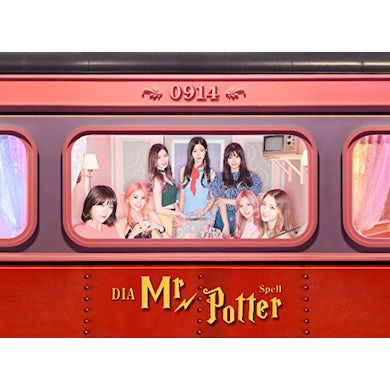 Dia SPELL: LIMITED EDITION CD