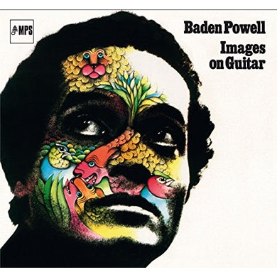 Baden Powell IMAGES ON GUITAR CD