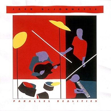 Jack DeJohnette PARALLEL REAALITIES CD