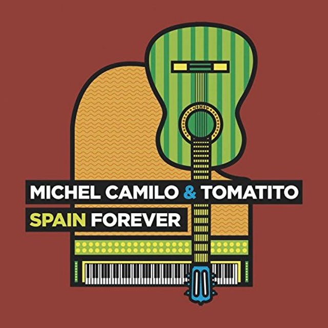 Michel Camilo UNTITLED (& TOMATITO) CD