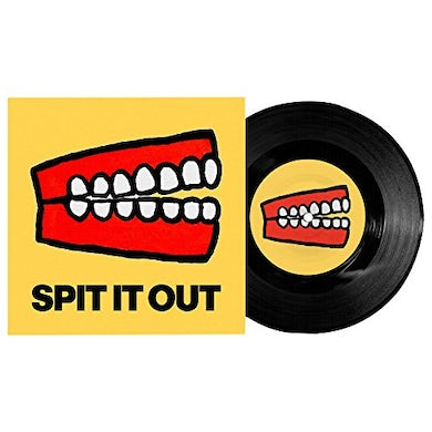 Slaves HOLD SPIT IT OUT Vinyl Record