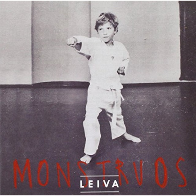 Leiva MONSTRUOS CD