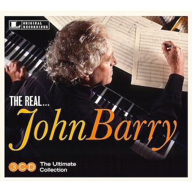 REAL JOHN BARRY CD