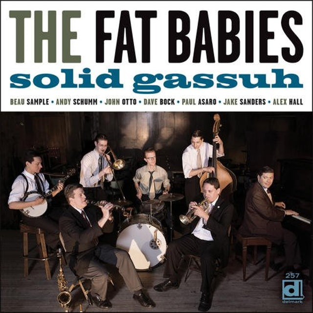 Fat Babies SOLID GASSUH CD