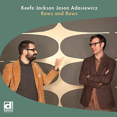 Keefe Jackson & Jason Adasiewicz ROWS & ROWS Vinyl Record