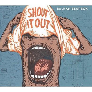 Balkan Beat Box SHOUT IT OUT CD