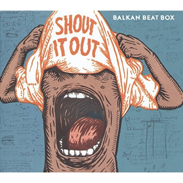 Balkan Beat Box SHOUT IT OUT CD