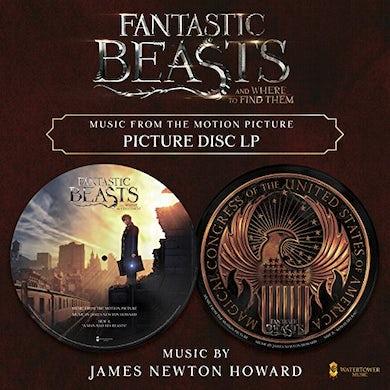 James Newton Howard FANTASTIC BEASTS & WHERE TO FIND THEM / Original Soundtrack Vinyl Record