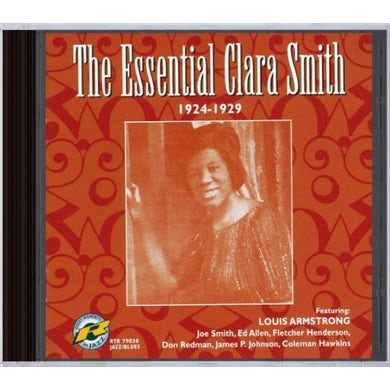 Clara Smith ESSENTIAL 1924-1929 CD