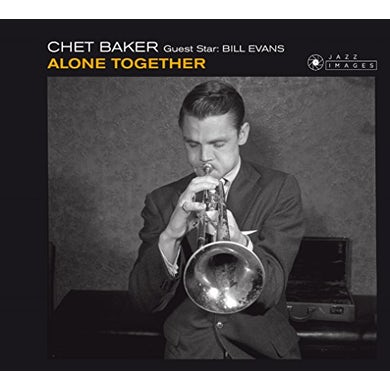 Chet Baker ALONE TOGETHER CD