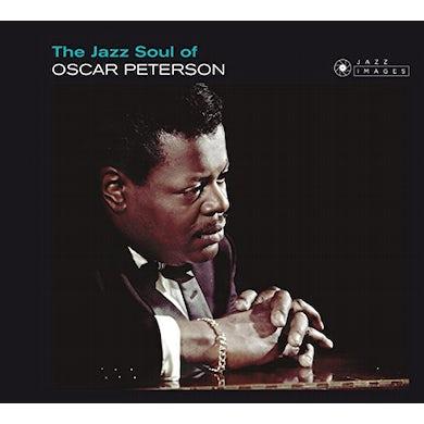 JAZZ SOUL OF OSCAR PETERSON CD