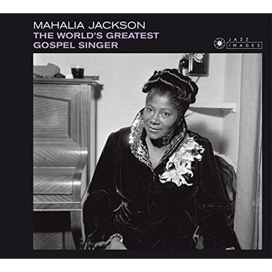 Mahalia Jackson WORLD'S GREATEST GOSPEL SINGER CD