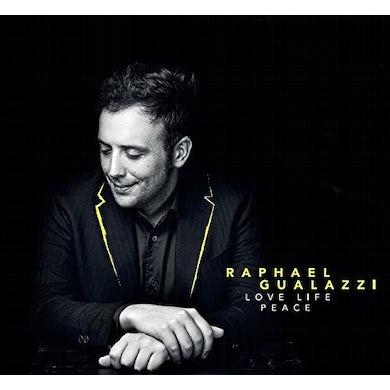 Raphael Gualazzi LOVE LIFE PEACE CD