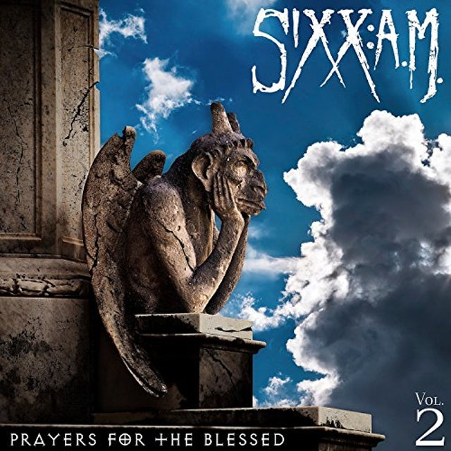 Sixx:A.M. PRAYERS FOR THE BLESSED CD